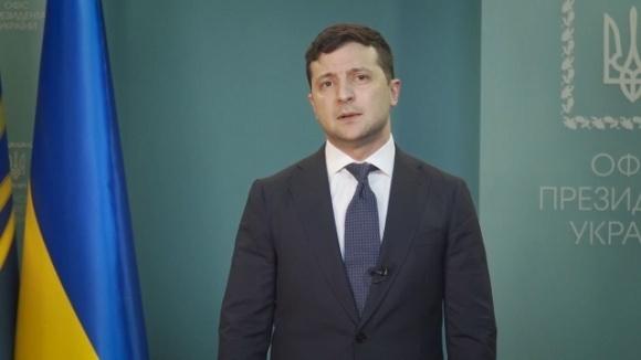 Президент призывает Раду принять два закона для получения помощи МВФ фото, иллюстрация