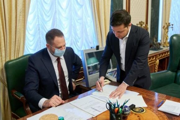 Президент сьогодні підписав закон щодо обігу земель сільськогосподарського призначення фото, ілюстрація