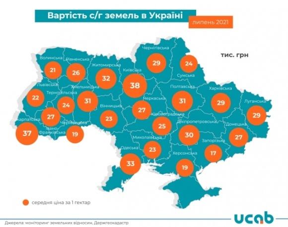 Минагрополитики существенно переоценило стоимость земли в Украине  фото, иллюстрация