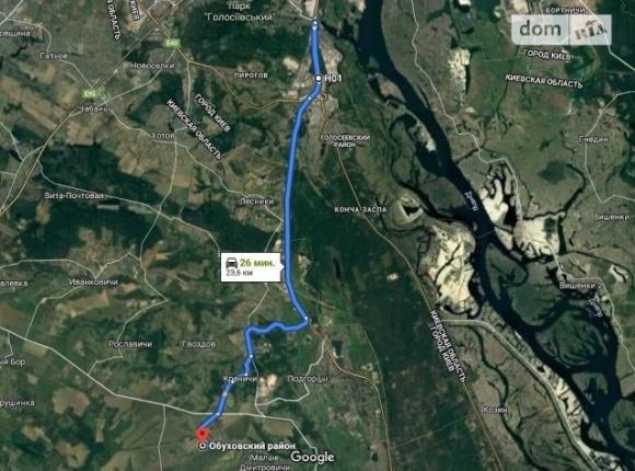 Експерт назвав середню ціну землі в Київській області фото, ілюстрація