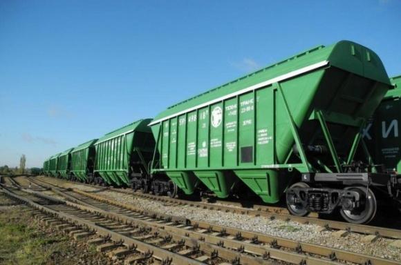 Укрзалізниця в поточному маркетинговому році вже збільшила перевезення зернових та олійних вантажів на 21% фото, ілюстрація