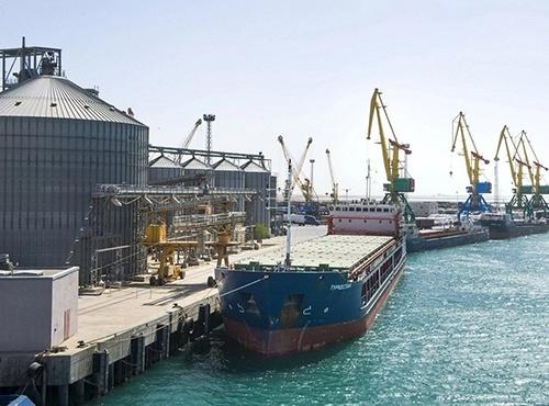 Южнокорейский трейдер купил зерновой терминал в Николаеве фото, иллюстрация