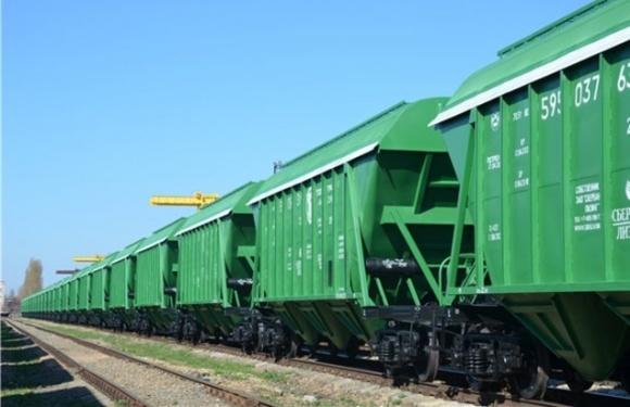 Аграрии забронировали 80% зерновозов УЗ по июльским долгосрочным контрактам фото, иллюстрация
