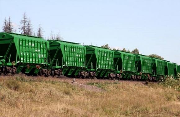 Кроме зерновозов, бизнесу придется покупать локомотивы и платформы фото, иллюстрация