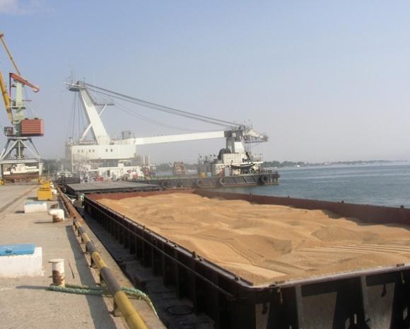Ставки на перевалку зерна в портах знижуються фото, ілюстрація