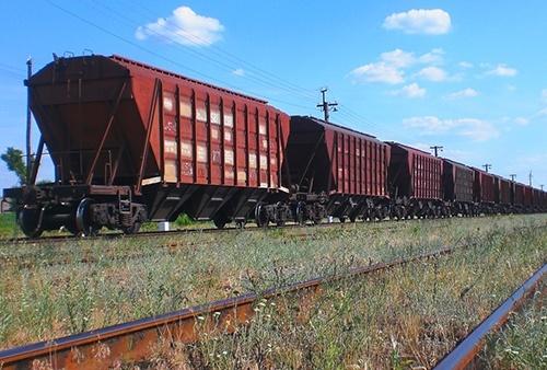 В новом маркетинговом году Укрзализныця почти на 23% увеличила объемы перевозки зерновых, - Евгений Кравцов фото, иллюстрация