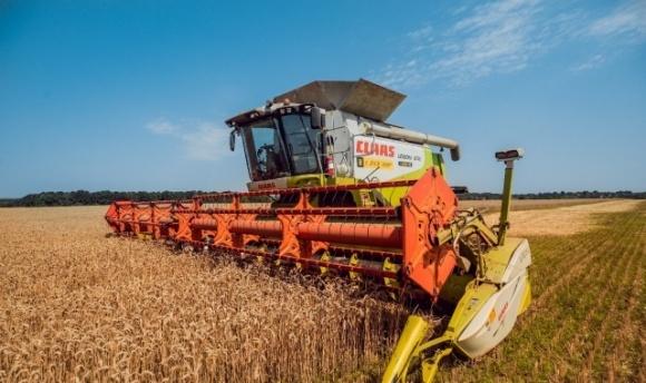 У Вінницькій області врожай зерна досяг майже 750 тис. тонн фото, ілюстрація