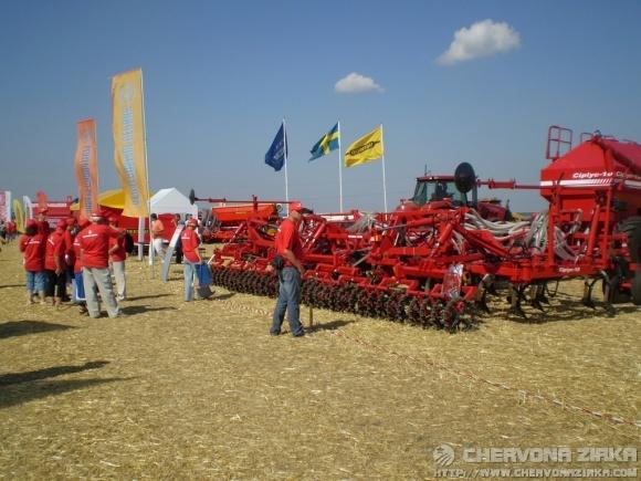 «Ельворті ГРУП» створить нові зразки машин для фермерів фото, ілюстрація