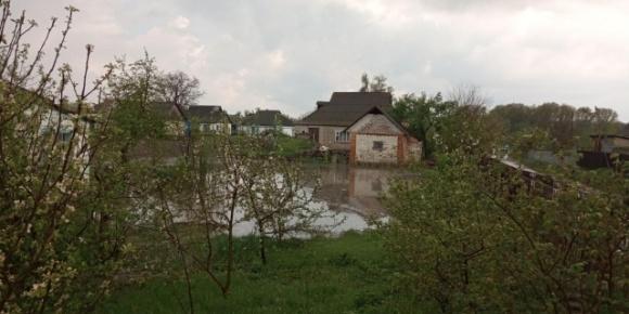 Майские осадки, которые выпали в некоторых регионах Украины, наиболее интенсивные за период с 1961 года фото, иллюстрация