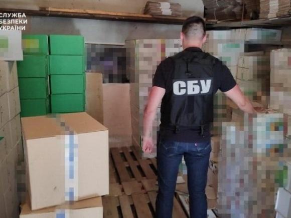 В Харьковской области разоблачили изготовление фальсифицированных средств для защиты растений фото, иллюстрация
