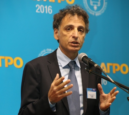 Илиав Белоцерковский, посол Израиля в Украине