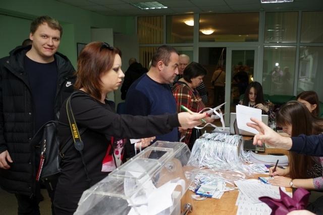 Реєстрація учасників конференції