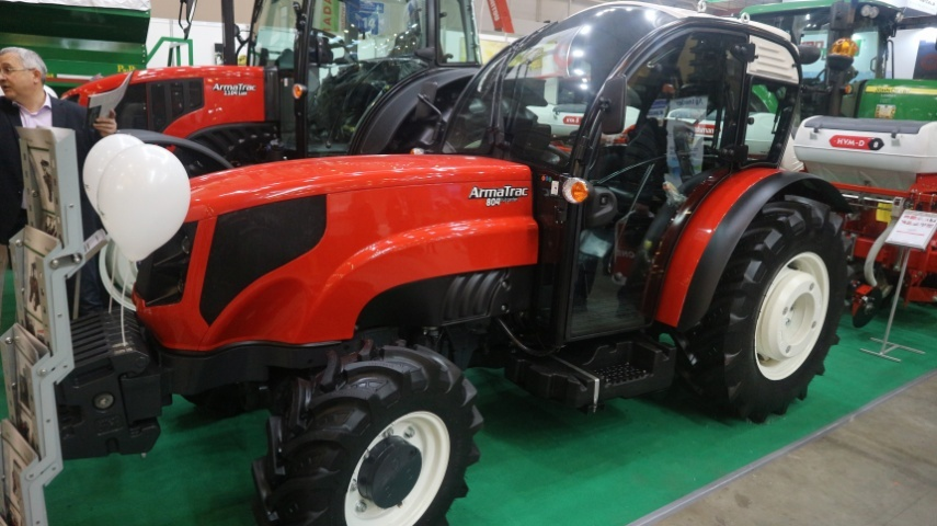 трактор ArmaTrac