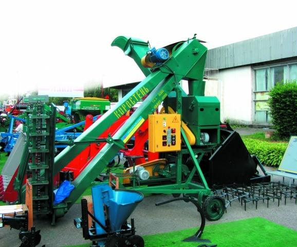 Зернонавантажувач ЗН-60