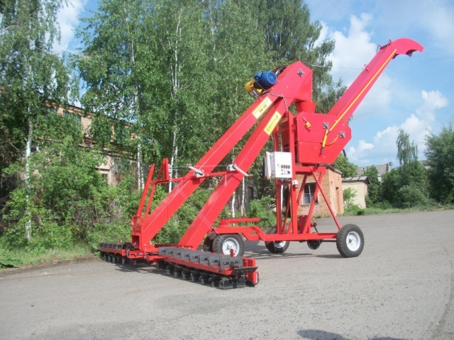 Зернонавантажувач ЗН-90