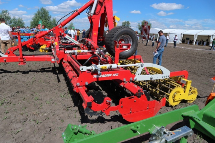 Pottinger Terradisc 6001