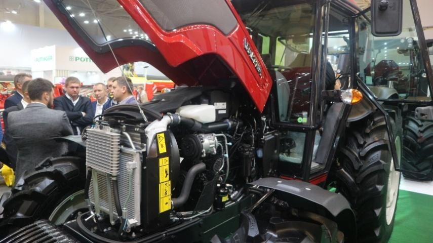 трактор Valtra серії А