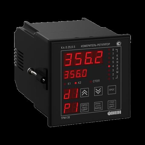8-канальний регулятор температури «Овен»