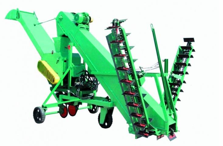 Метач зерна самохідний Р6-МЗС-100