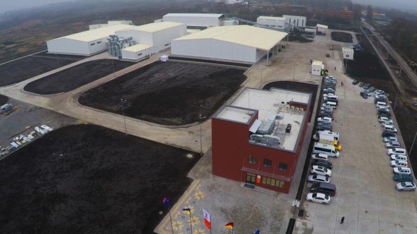 Семенной завод KWS-Украина на Хмельниччине