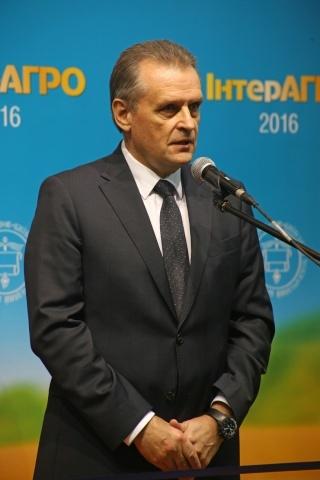 Леонід Козаченко, президент Української аграрної конфедерації