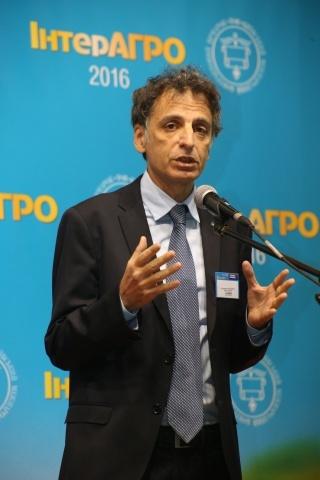 Еліав Бєлоцерковські, посол держави Ізраїль в Україні