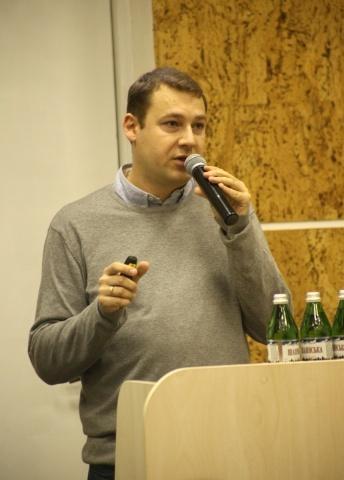 Олег Маслов, директор Агротест