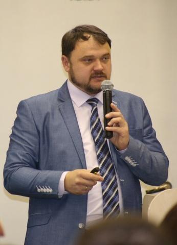 Дмитрий Гордейчук, руководитель Инфоиндустрия