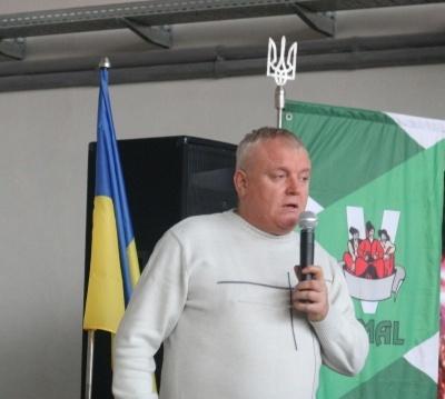 Diretor de Registro Agro Yuriy Dyak