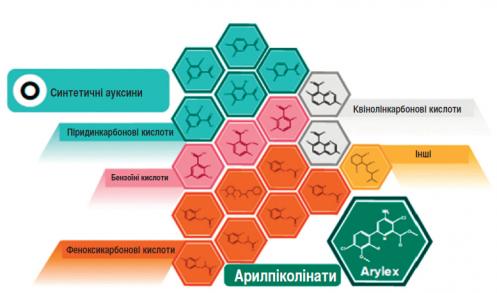 Молекула ARYLEX™ ACTIVE