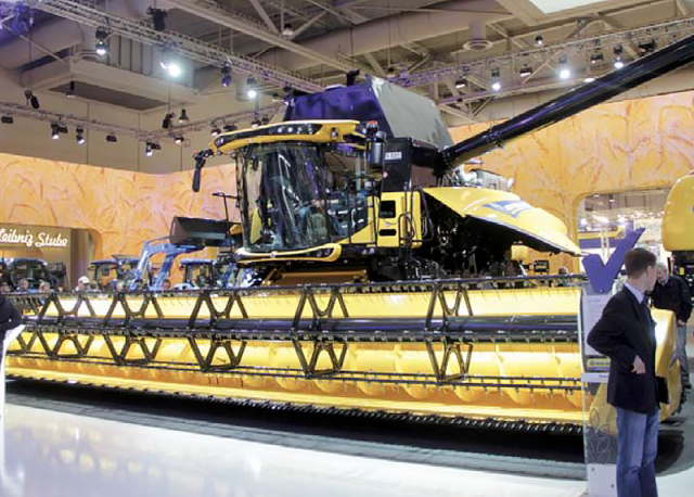New Holland Agritechn