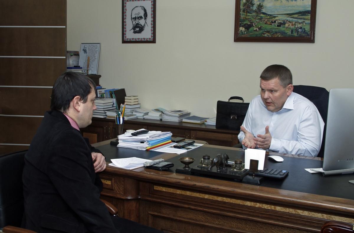 Валерій Давиденко: Схема виділення дотацій сільгоспвиробникам, передбачена законом, дуже проста