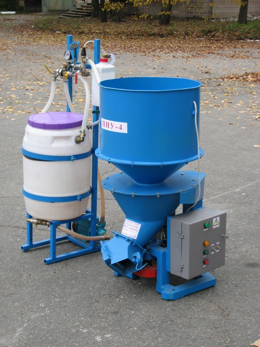 Протруювач насіння універсальний ПНУ-4