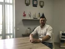 голова Української асоціації молодих фермерів Дмитро Мічурін