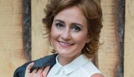 Олена Березовська, президент громадської спілки «Органічна Україна»