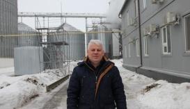 Василь Рева, головний агроном Баришівської зернової компанії