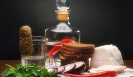 Потребление водки Украинской не снижается, потребители начинают переходить на употребление самогона и других самодельных алкогольных напитков