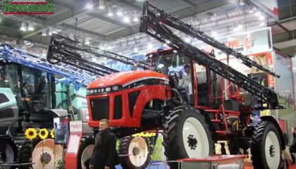 Выставка собрала поставщиков семян, оборудования и других самых разнообразных технологических решений для сельского хозяйства