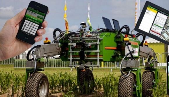 Четверта аграрна революція буде інформаційною фото, ілюстрація