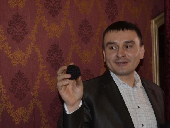 В Україні беруться вирощувати елітні гриби вартістю сотні доларів за кілограм фото, ілюстрація