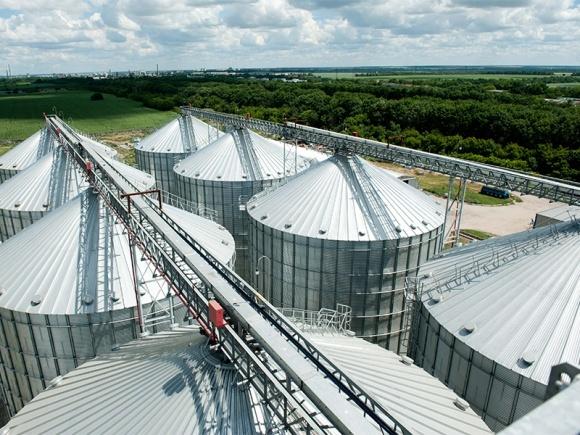 Строительство зернохранилищ. Опыт Бразилии и Канады для украинских аграриев фото, иллюстрация