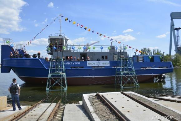 «НІБУЛОН» планує транспортувати по річках 4 млн тонн зерна в рік фото, ілюстрація