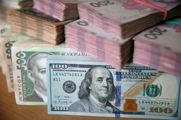 Гривня очолила список валют, які найбільше зміцнились щодо долара фото, ілюстрація