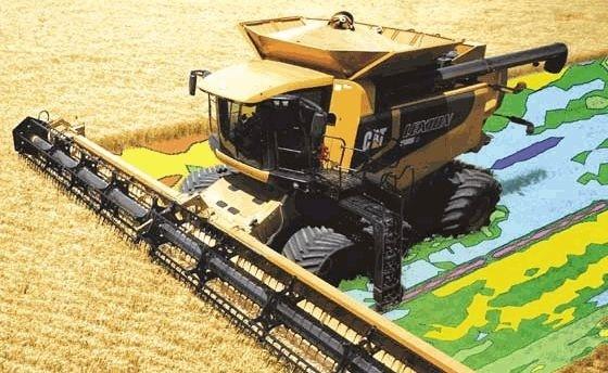 Фермери Північної Америки переходять на точне землеробство фото, ілюстрація