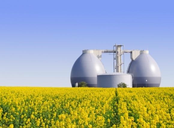 В Україні збудують три біогазових заводи за 17 млн євро фото, ілюстрація