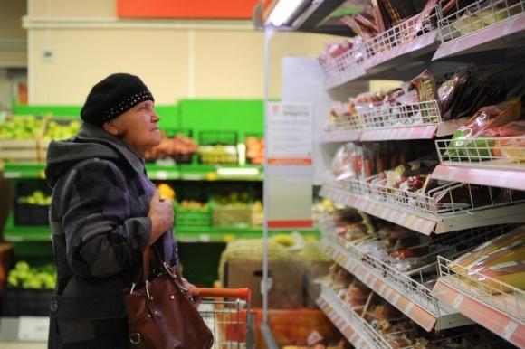 Крымчан утешают тем, что их цены на продовольствие ниже московских фото, иллюстрация