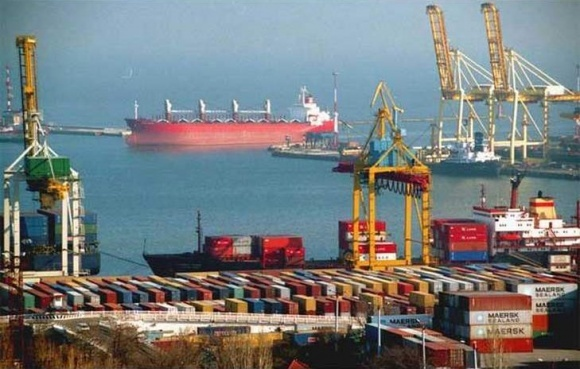 До апреля портовые сборы должны быть снижены, - В. Омелян фото, иллюстрация