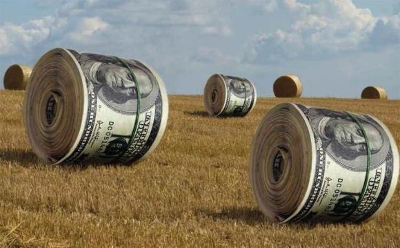 Аграрні розписки допомагають фермерам вийти на експорт фото, ілюстрація