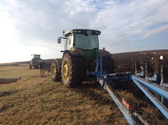 Фермерам Одещины суд запретил пахать земли заповедника фото, иллюстрация
