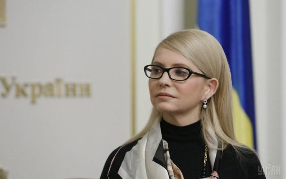Тимошенко підпише меморандум з аграріями фото, ілюстрація